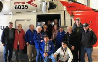 US Coast Guard tour - Astoria 2018